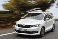 Skoda Roomster 2015 года